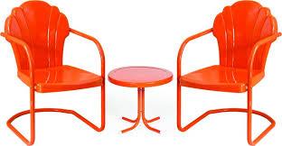 retro metal patio chairs. Retro Metal Patio Chairs 2 9 Pmcsettangerine 1.jpg T