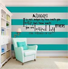 item 4 the wizard of oz vinyl wall art quote home family decor decal word phrase the wizard of oz vinyl wall art quote home family decor decal word  on wizard of oz vinyl wall art with wizard of oz house art home decorations magic clock gift wall design