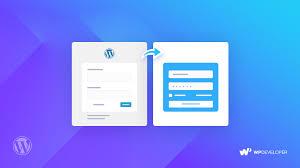 How to Customize Your WordPress Login Screen - WPDeveloper