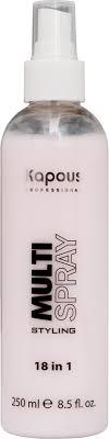<b>Мультиспрей для</b> укладки волос <b>Kapous Professional</b> Multi Spray ...