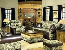 Western Living Rooms