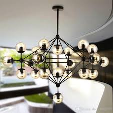 hot 2 3 5 10 15 21 lights glass modo chandelier droplight living room pendant lamp light wall lighting for bar restaurant crystal chandeliers