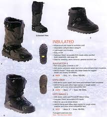Neos Overshoes Size Chart Foot Protection Page 18 Neos Overshoes 1