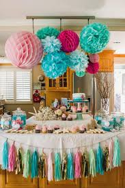 decor cool decoration idea for birthday party room design decor