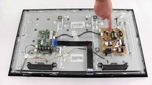 samsung led tv won t turn on no power does have a standby light basic troubleshooting tv repair you