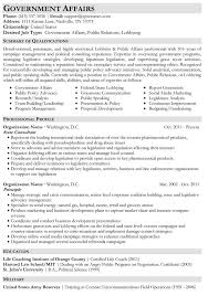 government relations resumes government affairs resume sample resumes resume sample resume