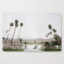 california wall art palm springs