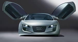 2004 Audi RSQ Sport Coupe Concept - YouTube