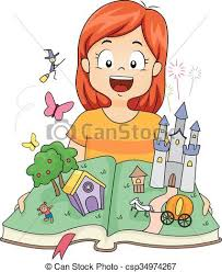 kid fantasy castle pop up book csp34974267