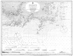Admiralty Charts Numbers 2046 3709 L Brown Collection