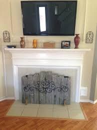 fake fireplace diy fireplace cover best fireplace cover ideas on fake fireplace logs free fake fireplace diy
