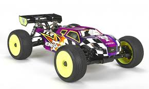 voiture truggy thermique losi 8ight t 4 0 race kit 1 8 4wd nitro