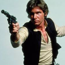 Han Solo Quotes Extraordinary Han Solo And Indiana Jones Quotes POPSUGAR Tech