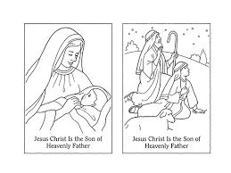 Small Picture Nursery Manual Page 127 Jesus Christ Is the Son of Heavenly Father