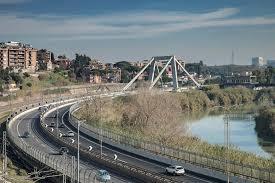 Viadotto sull'ansa del fiume Tevere – Atlante architettura ...