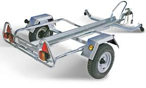 towsure moto 240 single motorcycle trailer