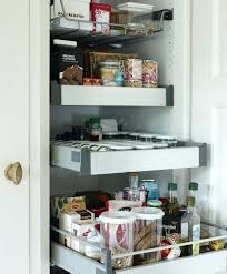 pull out shelves for kitchen cabinets ikea use pull out shelves in the pantry to ensure