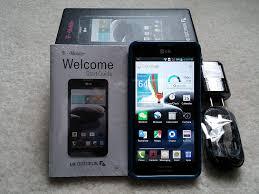 LG Optimus F6 4GB Android 4G LTE ...