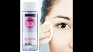 maybelline new york new clean express total clean full review demo