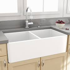 cape 33 x 18 double basin farmhouse a kitchen sink