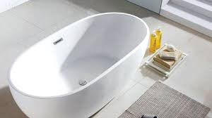 30 x 60 bathtub bathroom bathtub x incredible white oval soaking by pacific collection in 2