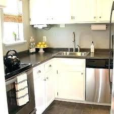 white laminate countertop do countertops stain end cap terrific image of kit edge with kitchen s