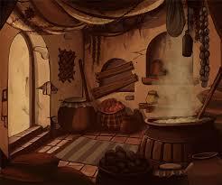 Old Kitchen Old Kitchen By Reza Afshar Art On Deviantart