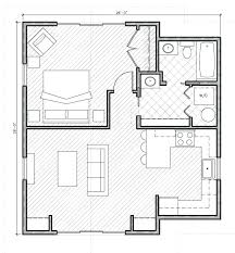 One Bedroom Cottage Plans One Bedroom Floor Plans New Best 1 Bedroom House  Plans Ideas On
