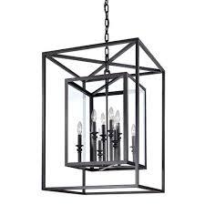 wrought iron lantern chandelier mill mason dark bronze eight light lantern pendant wrought iron pendant lamps wrought iron lantern chandelier