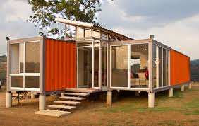 Cargo Home 22 Most Beautiful Houses Made From Shipping Containers