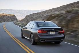 Sport Series 2017 bmw 7 series : 2017 BMW M760i xDrive First Test Review: The V-12 Bavarian Brute ...