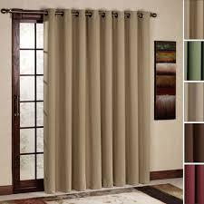 image of window treatment for sliding glass doors ideas