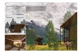 Philau Design Expo Visualizations Cabin Design Competition On Behance