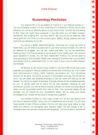 Numerology Friendly Numbers Chart Numerology Horoscope Reading