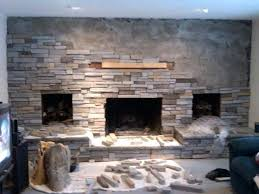 reface brick fireplace archive with tag how to reface a brick fireplace with stone refacing brick