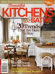 Homes And Gardens Kitchens Oxfordshire Vanity Featured In Better Homes Gardens Beautiful
