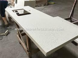 crystal white quartz stone countertop white quartz kitchen counter top quartz countertop