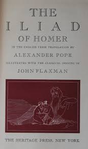 iliad essays criticism essay outline paul chan acirc asia art  heritage press the iliad of homer the george macy imagery title iliad essays doorway