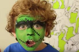 7 quick easy face paint tutorials for kids this