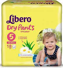 <b>Трусики Libero Dry</b> Pants Макси плюс 10-14кг 18шт 3874 купить в ...