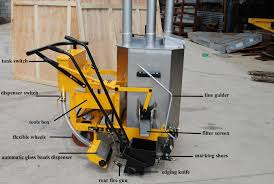 2017 new thermoplastic melter and road line marker