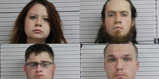 Four arrested on multiple drug charges in Jackson County