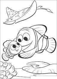 Kleurplaat Nemo