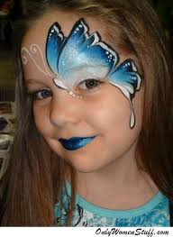 girl face painting ideas 40 easy kids face painting ideas designs for little girls ideas