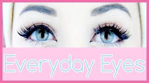 cute eyes tutorial my everyday eye makeup