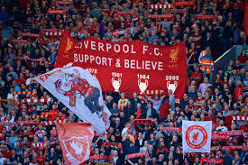 Image result for FOOTBALL ANFIELD LIVERPOOL