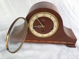 welby mantel clock vintage westminster