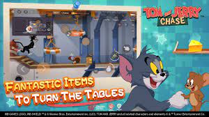 Tom and Jerry Chase Asia - Tom and Jerry: Chase Game Play Video