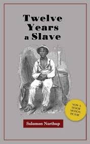 twelve years a slave the book will make you flinch too book  twelve years a slave book cover