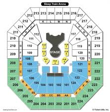 Sleep Train Arena Seating Chart Concert Sleep Train Amphitheatre Online Charts Collection